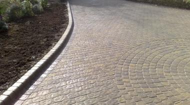 Driveways - Aura Bronze Fleck
