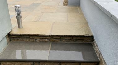Ruishton Gold Weathered Limestone