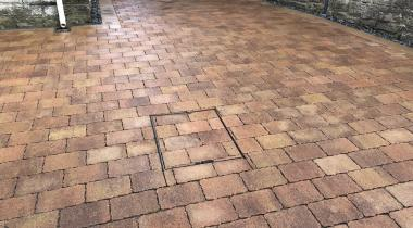 Permable Priora Paving