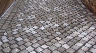 Driveways - Portuguese Natural Stone Setts