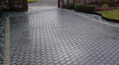 Driveways - Classico Charcoal