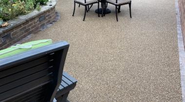 Resin Bound and Bonded surface